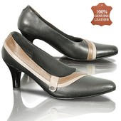 sepatu kulit wanita GLI 449