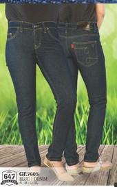 Celana Panjang Denim Wanita GF 7605