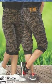Celana Pendek Twill Wanita GF 4308
