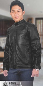 Jaket Kulit Pria GF 8401