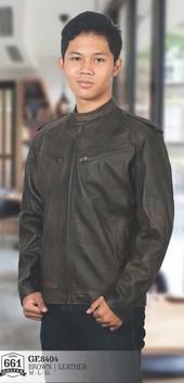 Jaket Kulit Pria GF 8404