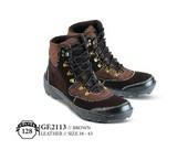 Sepatu Boots Pria GF 2113