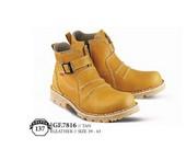 Sepatu Boots Pria GF 7816