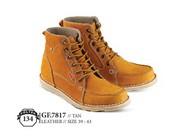 Sepatu Boots Pria GF 7817