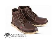 Sepatu Boots Pria GF 7818