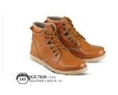 Sepatu Boots Pria GF 7820