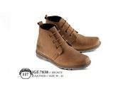 Sepatu Boots Pria GF 7838