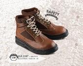Sepatu Safety Pria Golfer GF 2107