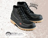 Sepatu Safety Pria Golfer GF 7813