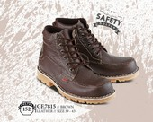 Sepatu Safety Pria Golfer GF 7815