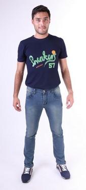 Celana Panjang Denim Pria GS 4235
