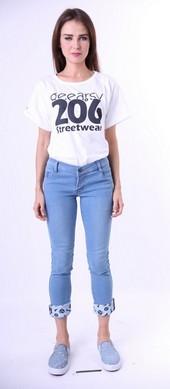 Celana Panjang Denim Wanita Geearsy GR 4250