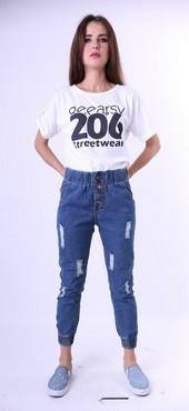Celana Panjang Denim Wanita Geearsy GR 4262