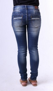 Celana Panjang Denim Wanita Geearsy GR 4258