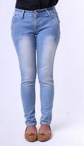 Celana Panjang Denim Wanita Geearsy GR 4257