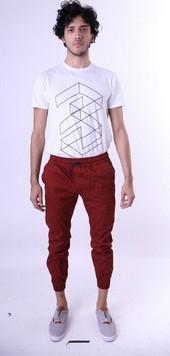 Celana Panjang Twill Pria GS 4286