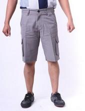 Celana Pendek Twill Pria GS 4291