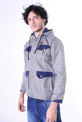 Jaket Cotton Fleece Pria GS 1173