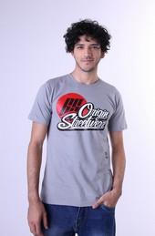 Kaos T Shirt Combed Pria GS 0403