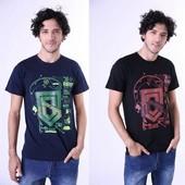 Kaos T Shirt Combed Pria GS 0448