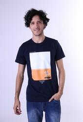 Kaos T Shirt Combed Pria GS 0458