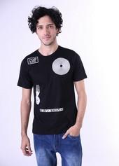 Kaos T Shirt Combed Pria GS 0460