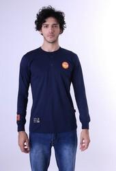 Kaos T Shirt Combed Pria GS 0422