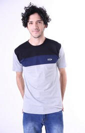 Kaos T Shirt Combed Pria GS 0447