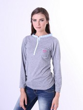 Kaos T Shirt Combed Wanita Geearsy GR 0393