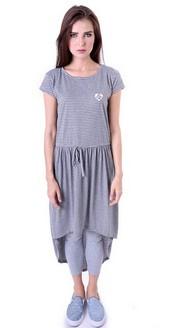 Long Dress Spandek Geearsy GR 3263