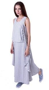 Long Dress Spandek Geearsy GR 3288
