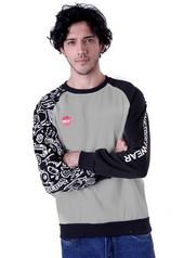 Sweater Fleece Pria GS 1300
