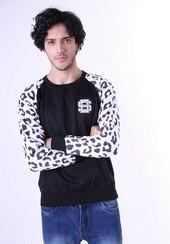 Sweater Fleece Pria GS 1258