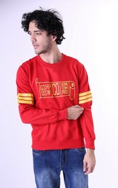 Sweater Fleece Pria GS 1278
