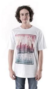 Kaos T Shirt Pria Gshop AMD 0702