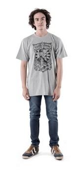 Kaos T Shirt Pria JJS 0783