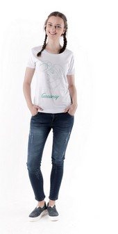 Kaos T Shirt Wanita Geearsy AMD 0455