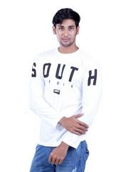Kaos T Shirt Pria Hurricane H 0086