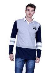 Kaos T Shirt Pria Hurricane H 0053