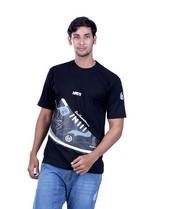 Kaos T Shirt Pria Hurricane H 0002