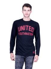 Kaos T Shirt Pria Hurricane H 0035