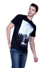 Kaos T Shirt Pria Hurricane H 0030