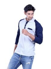 Kaos T Shirt Pria Hurricane H 0078
