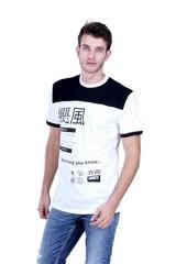 Kaos T Shirt Pria H 0088