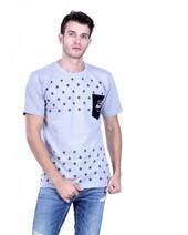 Kaos T Shirt Pria H 0034