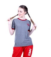 Kaos T Shirt Wanita Hurricane H 0269