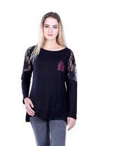 Kaos T Shirt Wanita Hurricane H 0014