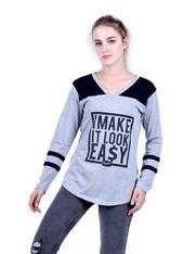 Kaos T Shirt Wanita Hurricane H 0016