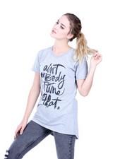 Kaos T Shirt Wanita H 0230
