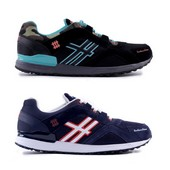 Sepatu Sneakers Pria Hurricane H 5255